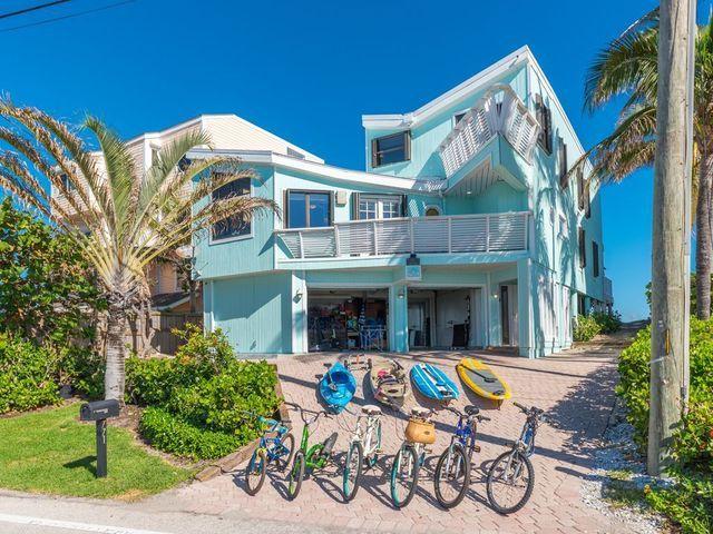 Family Tides beach house